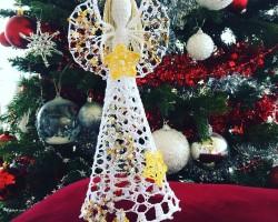 Vánoční projekt Angel for La Sophia 2017